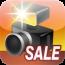 參考售價(美金):0.99元 Camera Flash 是在 iPhone 內建的照相功能新增閃光效果。與實體相機 LED 閃光不同地方在於這款 Camera Flash 軟體的閃光範圍較大, 而且本軟體使用時不會使電力產生嚴重耗損。只要點擊螢幕上的按鈕即可改善低光環境拍攝的照片, 或在陰影處進行補光。