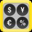 參考售價:簡易版0元、完整版0.99元(美金) MoneyCalc是一款簡單的百分比計算機, […]