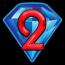 參考售價(美金):0.99元 有玩臉書的人,應該有不少人玩過PopCap推出的寶石方塊閃電。這款Blitz跟以往寶石方塊一二代相比,就是操作很順暢,不必等到前一個動作造成的爆炸特效或者寶石掉落才能做下一個動作。此外,Bejeweled 2 的特殊寶石就是「爆炸」與「同色消」兩種,很會製造同色消寶石就可以Classic 立於不敗。