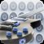 這款軟體是設計給iPhone和iPod使用者使用的電吉他節奏模擬軟體