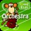 Genikids Orchestra 孩童管弦樂隊這款孩童音樂學習軟體包含八首最讓小朋友們朗朗上口的英文兒歌。