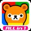 參考售價(美金):0.99元 大家對Taplay所發行的「甜甜圈熊系列」遊戲應該不陌生,尤其是遊戲中那隻可愛的Tappi熊。這一次,Taplay無敵大放送,把一系列五個遊戲,可愛的Donut Ninja外,還有Donut Dance,KungFu Battle,Space Rush等遊戲放在一起!
