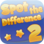 Spot the Difference! 2大家來找砸 2是繼上一個大家來找砸版本後的續集,目前是App Store上面最受歡迎的相片找不同點的軟體。