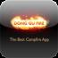 當您開啟這軟體時,您不只可以看到營火燃燒的畫面,甚至可以聽到火苗燃燒木炭的美妙聲音。