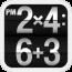 要想看得懂這個數學算式時鐘的顯示,可是需要不錯的心算能力!