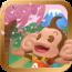SEGA出的超級猴子球2:櫻花版本是一款專門為iPad所製作的SMB(Super Monkey Ball)系列的版本。就像同款的系列遊戲模式一樣,玩家可操作喜愛的猴子並讓牠碰碰跳跳完成迷宮以及比賽看誰收集的香蕉最多。