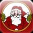 這款遊戲是教聖誕老公公如何玩呼拉圈的遊戲,如果您不會的話也不用擔心,因為它真的很簡單。玩家可手握iPhone並以垂直方式轉圈圈,這樣就可讓耶誕老公公玩呼拉圈了,而且邊玩呼拉圈還可邊聽到耶誕歌曲的播放喔!