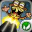 Rabid Gophers是一款由一系列小遊戲所組成的射地鼠遊戲,玩家們必須要透過轟擊、爆炸與射擊狂熱地鼠的方式來保護農田。您可選擇故事模式或在生存模式中與其他玩家們一起線上測試技巧看誰的分數最高。