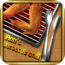 Ann's Barbecue Stalls安妮烤肉架遊戲是一款以可愛立體畫面為主要的特色,玩家們同樣是只要點擊畫面即可進行遊戲。所有的食物畫面或是客人腳色都是以立體介面為主要特色。