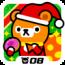 Tappi熊滑著雪橇從山頂一路滑雪下來,耶誕禮物灑滿山坡。玩家們要一直讓Tappi熊吃到路上的耶誕禮物,若漏掉三個禮物以上的話,雪崩就會壓垮Tappi熊喔!