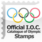 Official I.O.C. Catalogue of Olympic Stamps 奧運集郵簿,收藏各國歷年發行的奧運郵票