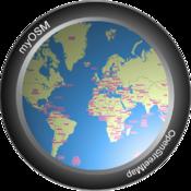 myOSM 我的開放地圖瀏覽器