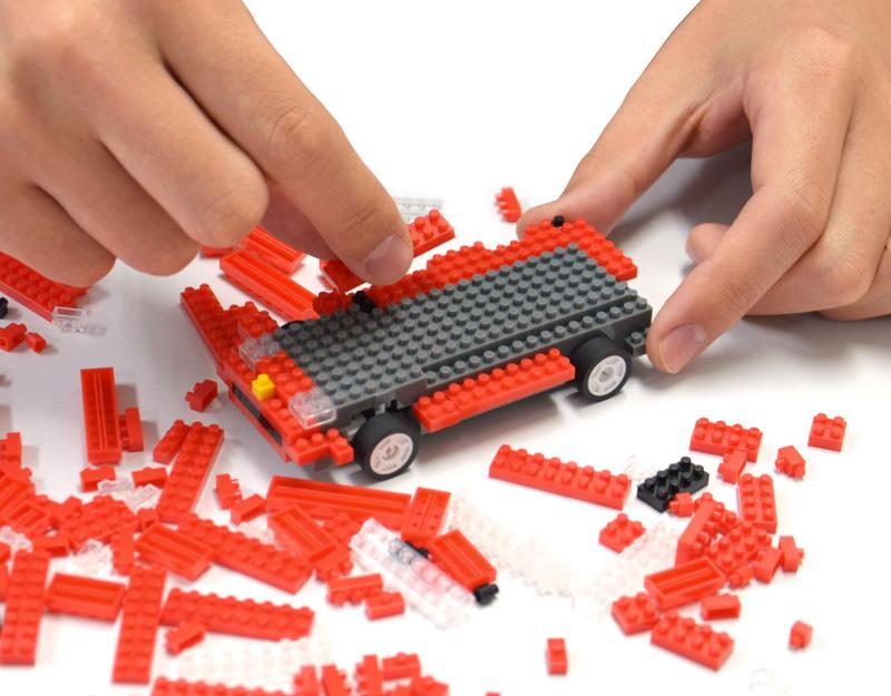 20130120 LEGO CAR