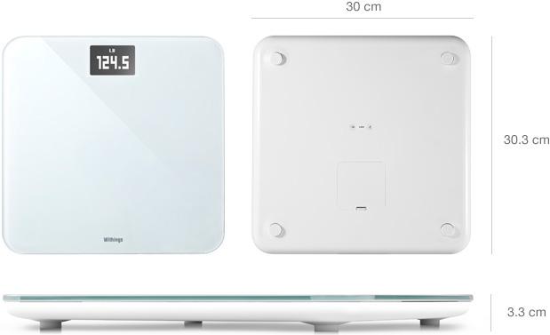 2130121 Wireless Scale WS-30-2
