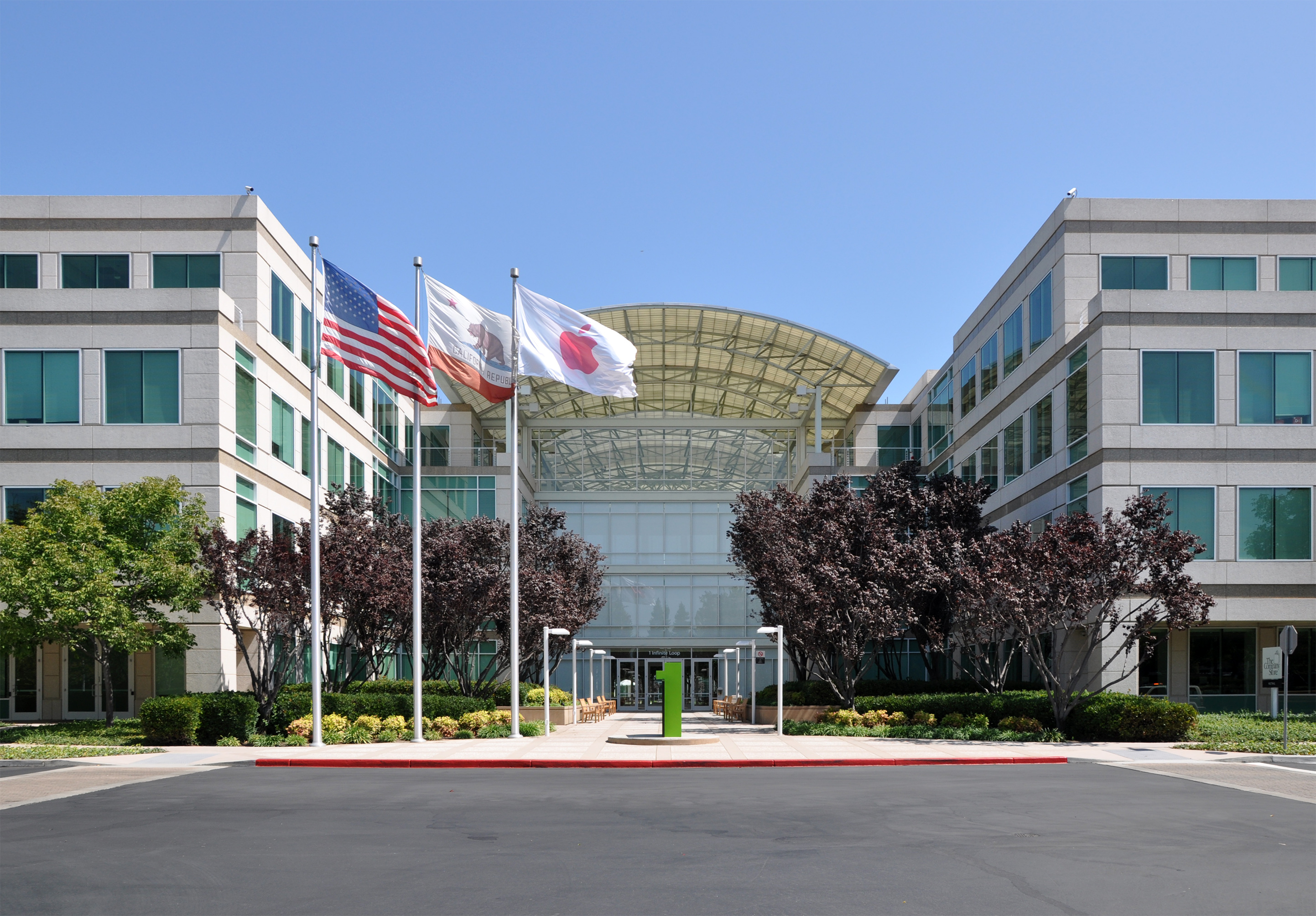 20130321 Apple_Headquarters_in_Cupertino