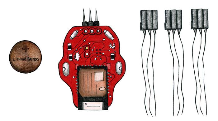 The RoboRoach-8