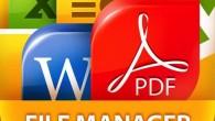 這是一款文件閱讀軟體,它支援PDF、DOC、XLS、PPT、TXT、圖片, 影片格式,不管是 […]