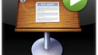 Keynote Remote 讓你可以在區域網路範圍內,使用 iPhone / iPod t […]