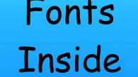 在一些設計的項目上字型的調整與配合也是很重要的一環,甚至有些客戶也會有指定的專用字型,Fon […]
