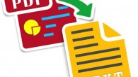 PDF to Text 可幫你將PDF檔的內容轉存為文字檔,於轉換的同時會保留原始PDF文件 […]