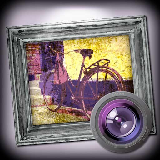 【Android APP】Grungetastic 懷舊照相機
