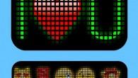 這就像是在路邊看到的LED廣告跑馬燈,你可以自設要顯示的文字內容及顏色,並讓訊息無止盡的輪番 […]
