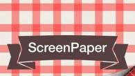 如果你喜歡條紋、方格、圓點或是簡單有規則式的圖案,那 ScreenPaper 或許可以滿足你 […]