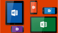 Microsoft 分別針對iPhone、iPad、Android推出OFFICE 辦公室文 […]