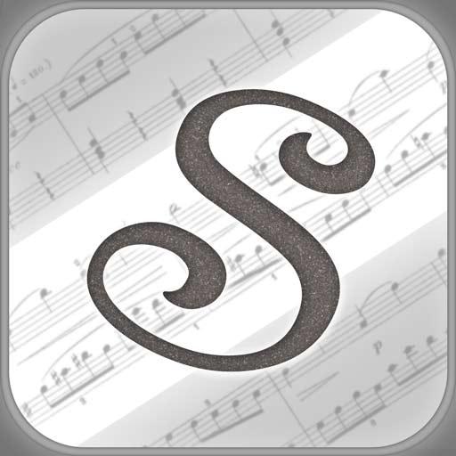 【iOS APP】SyncScore 經典古典樂譜集