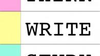 ThinkWriter 是一款筆記軟體,除了能隨手寫字、繪畫,並有螢光筆標示功能。它以方格紙 […]