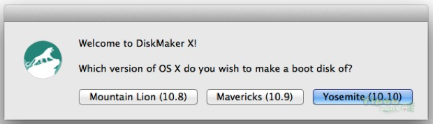 make a mac osx install usb 5