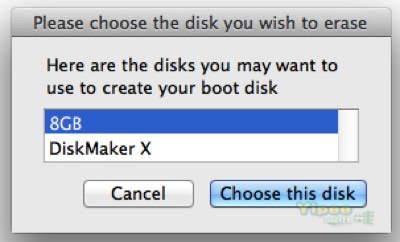 make a mac osx install usb 9