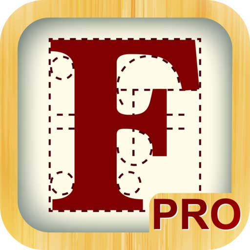 【Mac OS APP】EverFont PRO 簡易文字編輯器