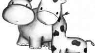 Giraffe and Hippo (長頸鹿與河馬)— markol88 iPad Pro  […]