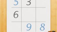 這是一款數獨遊戲,玩家只需要在9×9的格子中填入1~9的數字,同時還要兼俱使每一列、每一行的 […]