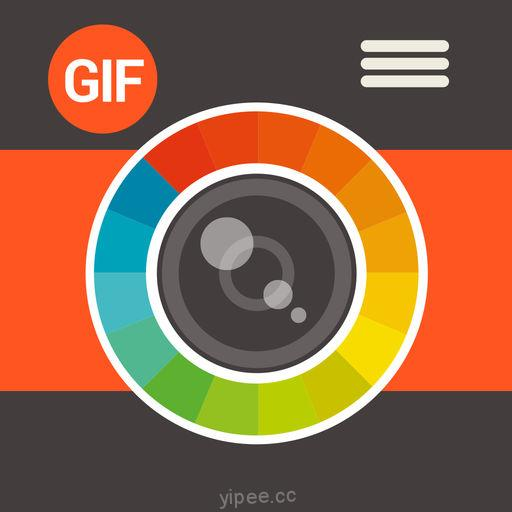 【Android APP】Gif Me! Camera Pro 動態圖示及 MP4 製作軟體