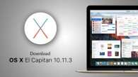 Apple 釋出 iOS 9.2.1 之外,Mac OS X 10.11.3 也同步更新!這 […]