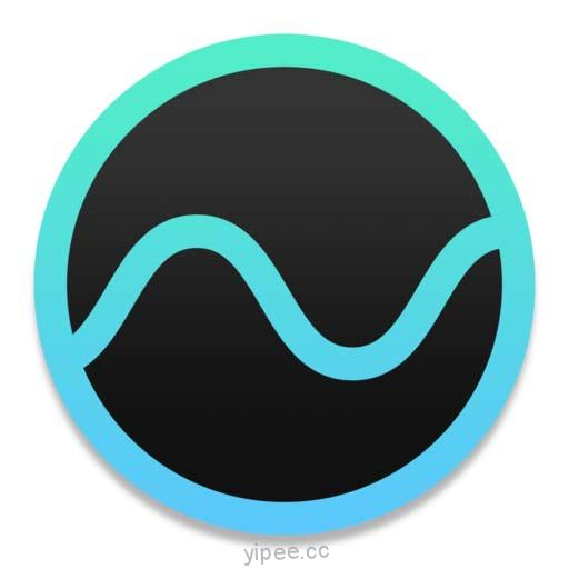 【Mac OS APP】Noizio 環境音效混合器