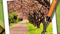 Moku Hanga 可將照片的畫面轉化為如同木工雕刻的板畫,呈現出厚重的工藝視覺效果,你可 […]