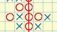 在這款遊戲中,只需將其中一種符號串連成一條線就贏啦。與一般圈圈叉叉遊戲較為不同的是,連線需達 […]