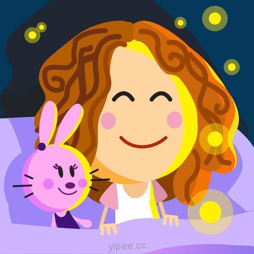 【Android APP】Comomola Fireflies – Goodnight story for kids 睡前故事集~螢火蟲之夜