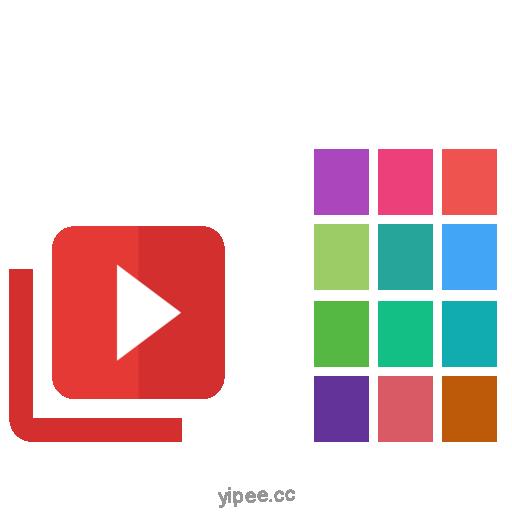 【Mac OS APP】Responsive Video Grid 影片收藏家