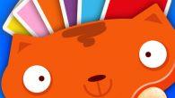 這是一個紙牌遊戲幫助小朋友學習色彩與形狀的軟體,有趣的音樂和積極的反饋相結合,提高小朋友學習 […]