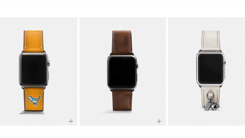 時尚品牌 Coach 發表 Apple Watch 秋季皮革錶帶,主打簡單的皮革設計,色彩大 […]