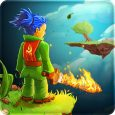 Swordigo 是一款RPG遊戲,打怪、練等、收集道具、變 […]