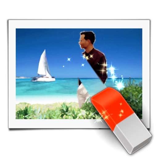 【Mac OS APP】Photo Eraser 照片美化橡皮擦