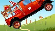 這款遊戲的目標是使用卡車將貨物運送到市場,數量越多越好。沿途可收集金幣來換取不同的車型和裝備 […]