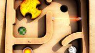 在這款經典的迷宮滾球遊戲中,玩家要精準的控制球在迷宮中滾動,同時避免掉落洞中或碰觸陷阱,最後 […]