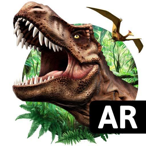 【Android APP】Monster Park – Dino World 侏羅紀公園 擴增實境模式