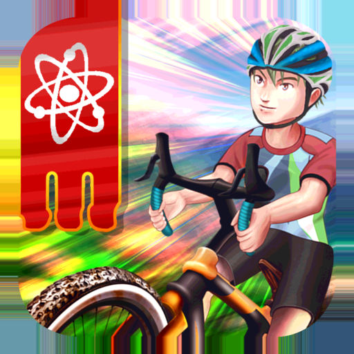 【iOS APP】Bike ME:Extreme 3D Biking Game 極限3D自行車遊戲